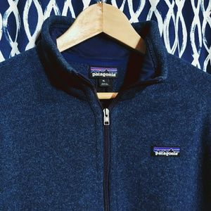 🐺 Navy Patagonia Fleece 🐺